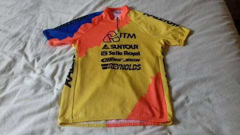 Raleigh - ITM - Suntour - Selle Royal - Reynolds short sleeved cycling top