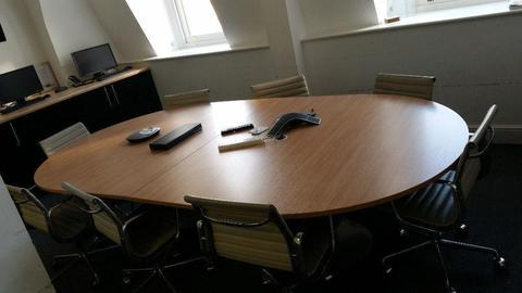 Boardroom Meeting Room Table - FREE