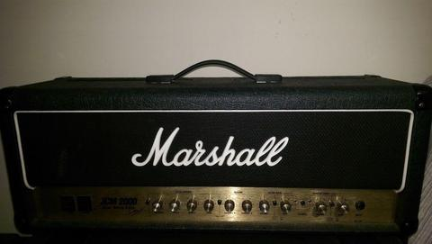 Marshall DSL 100 Amplifier Head Made in UK