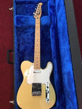 Fenix young Chang telecaster guitar