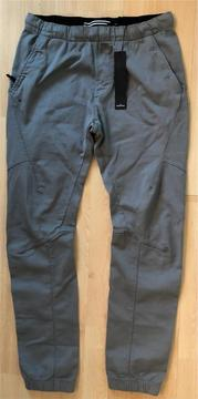 Stone Island men's trousers W32 grey chinos track bottoms