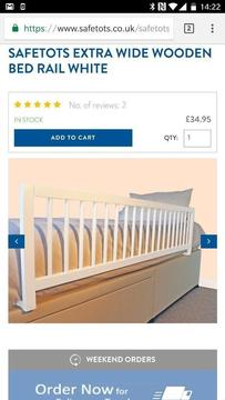 Safetots Single Bed Guard