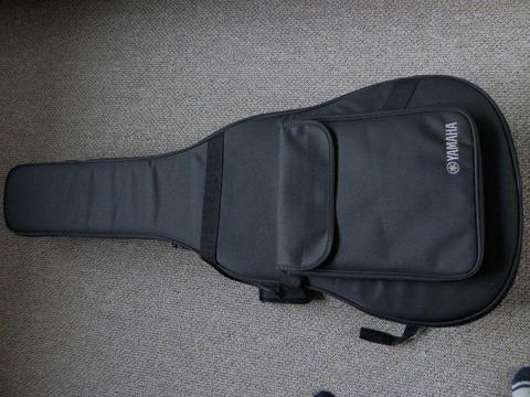 Yamaha LJ16 ARE all solid wood Semi Acoustic Guitar & Case for sale