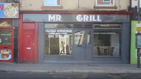 TAKEAWAY FOR SALE*alfreton road*
