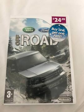 Off Road Wii game