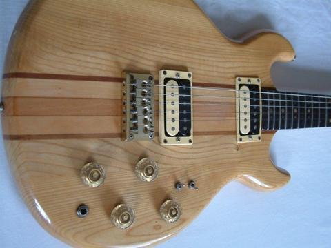 Kay Thru' neck electric guitar - Japan - '80s- High end model