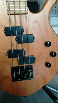Manton Custom Sirius Bass Devon Maple