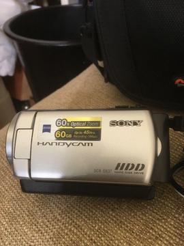 Sony DCR-SR37E HANDYCAM CAMCORDER
