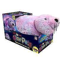Brand new boxed seal glow pets