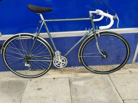 Fantastic Raleigh royal 531 reynolds road racer touring bike bicycle